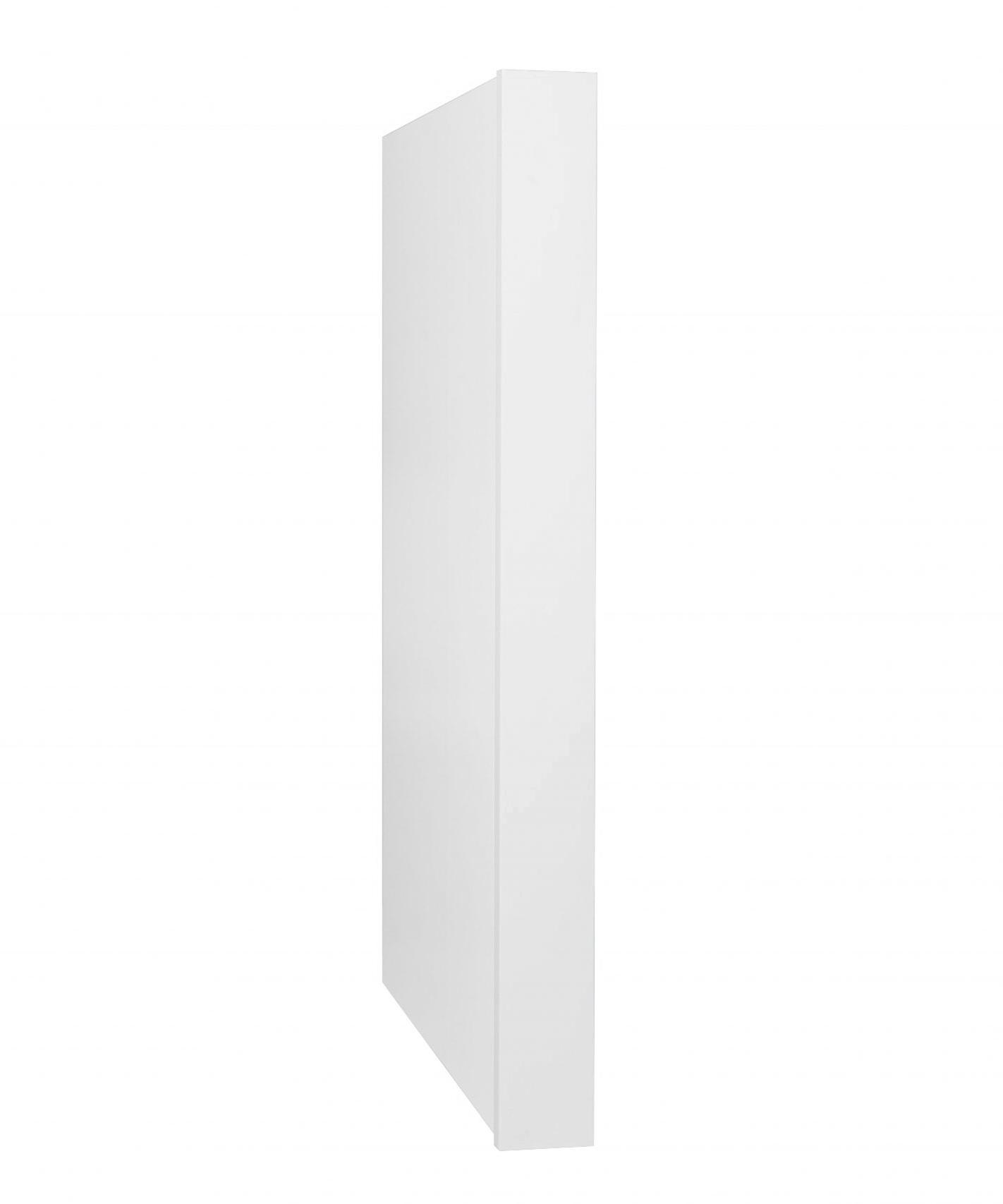White Shaker Cabinetry DWP