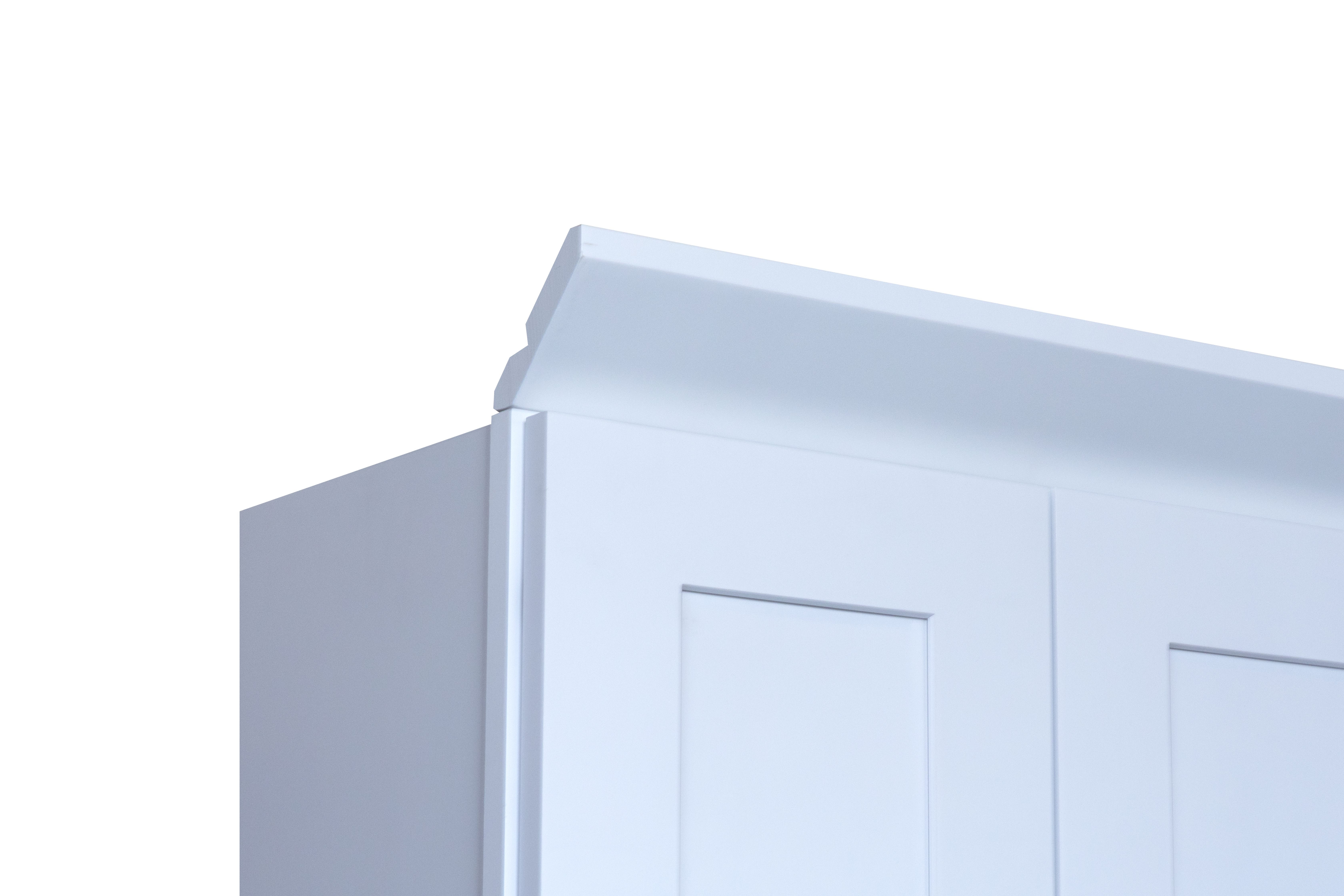 White Shaker Crown Moulding Nelson Cabinetry