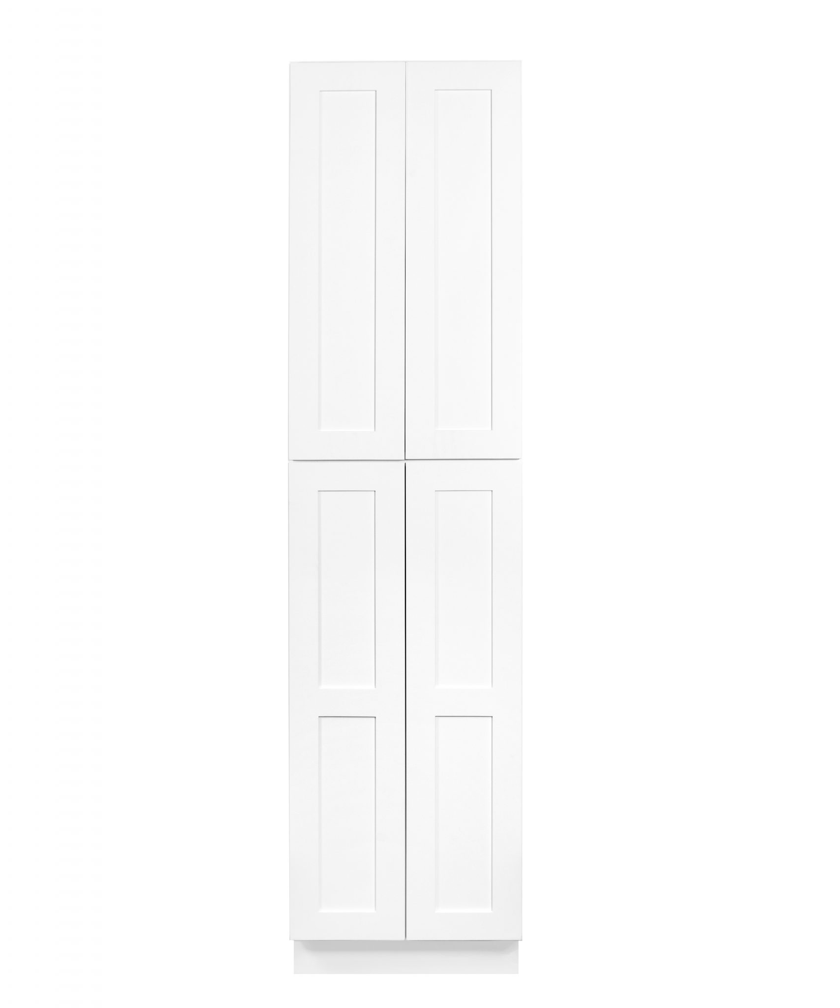 White Shaker Cabinetry P24 / P30