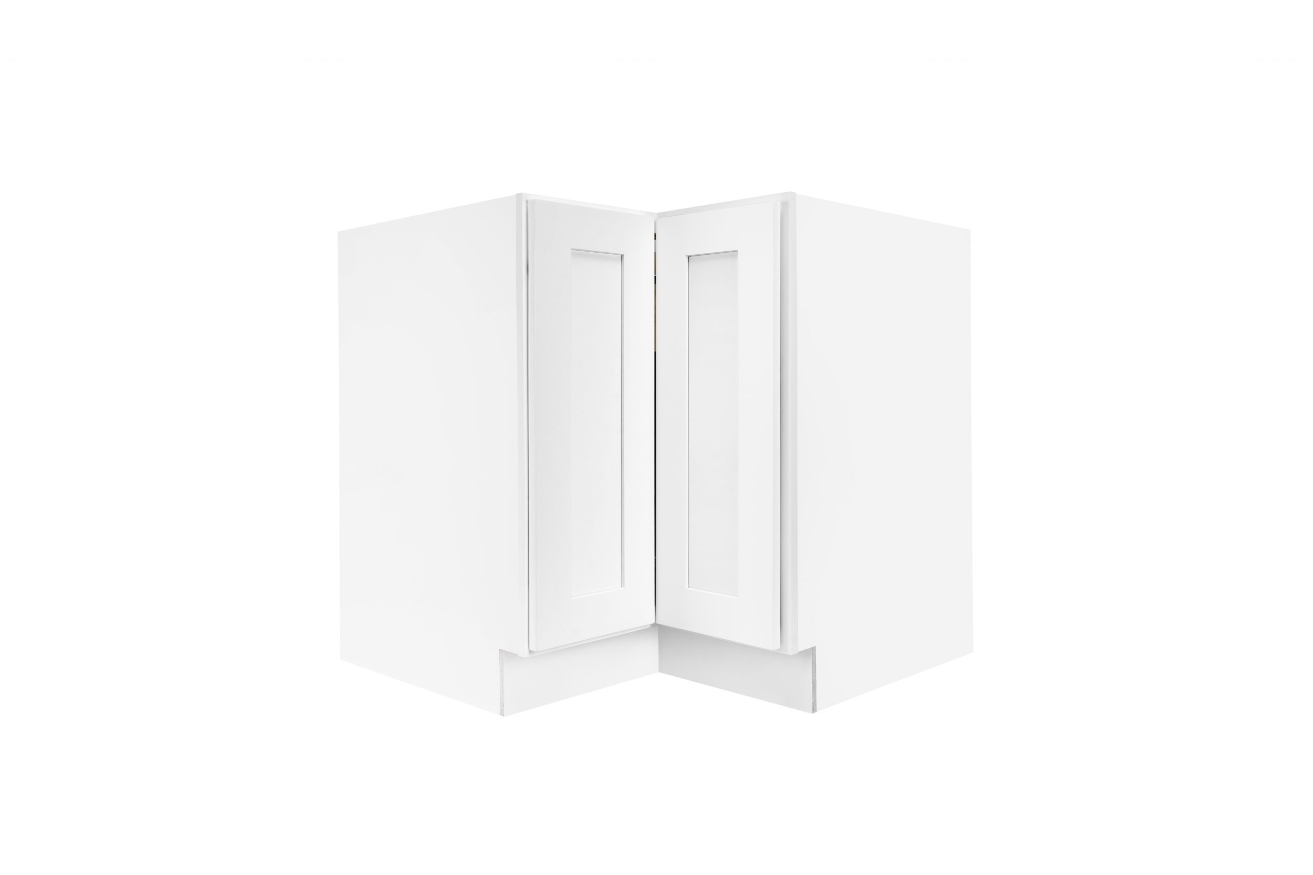 White Shaker Cabinetry LS33, LS36