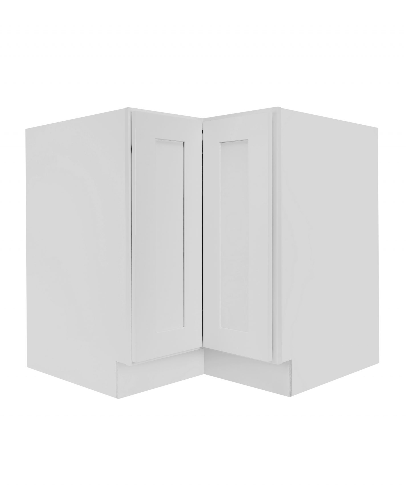 Gray Shaker Cabinetry LS33, LS36