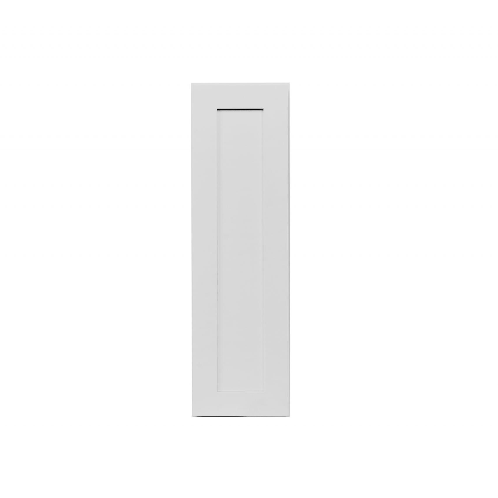 White Shaker Cabinetry Gray, W12, W15, W18, W21