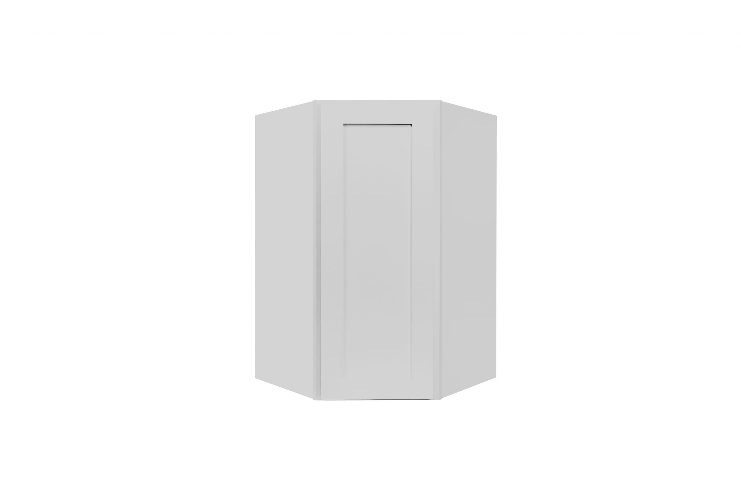 Gray Shaker Cabinetry WDC24