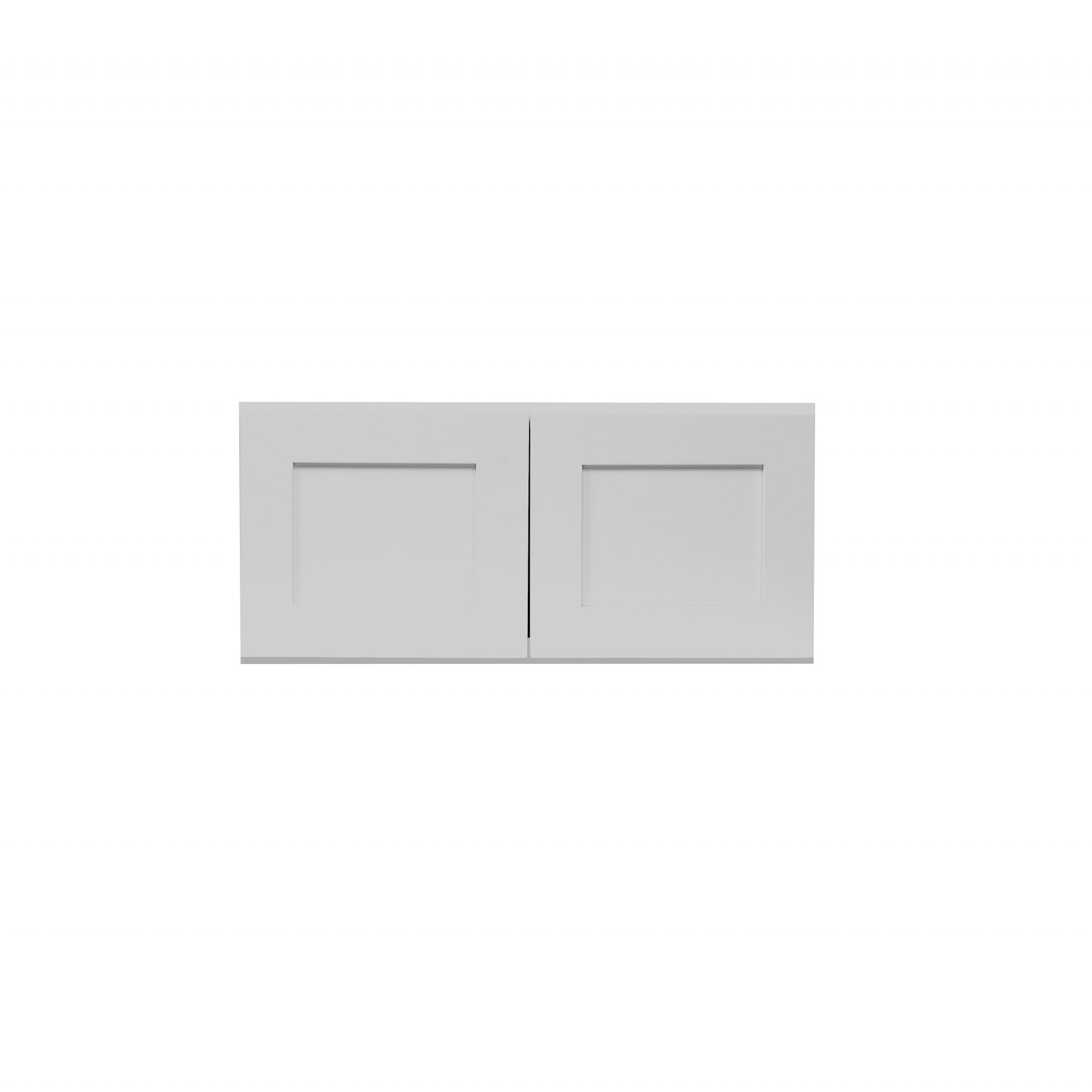 Gray Shaker Cabinetry W361224 - W362424