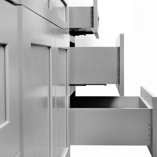 Nelson Cabinetry : Premium White Shaker Cabinets At