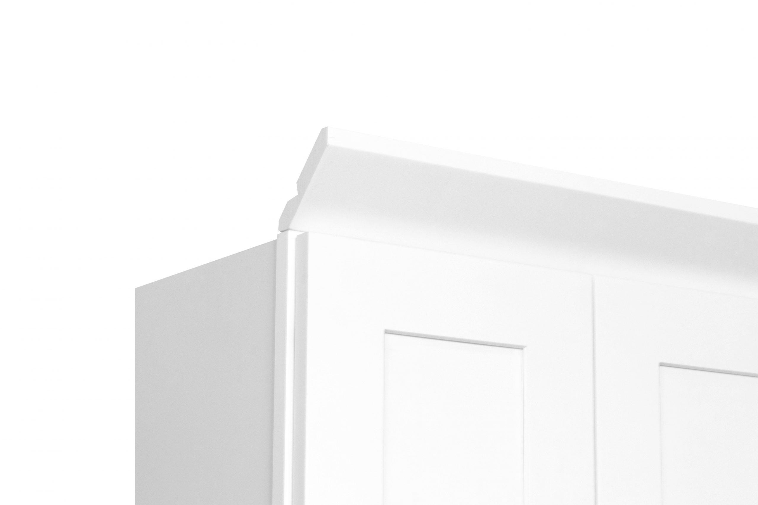 White Shaker Cabinetry CM8