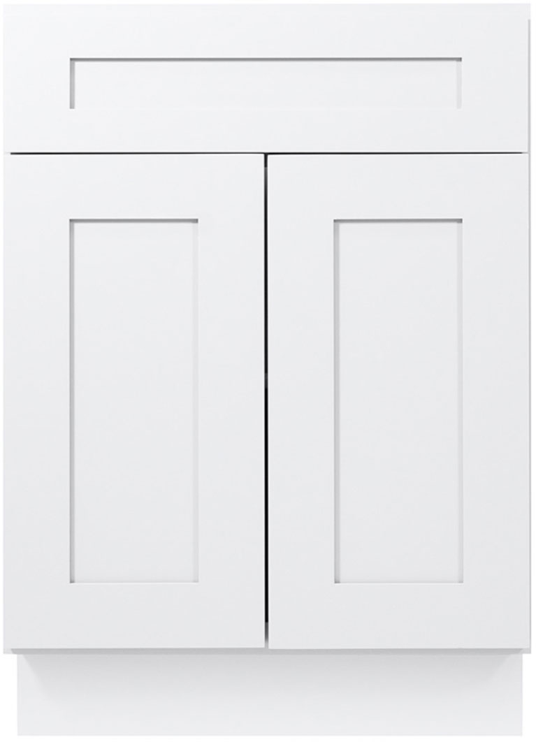 white-shaker-cabinets