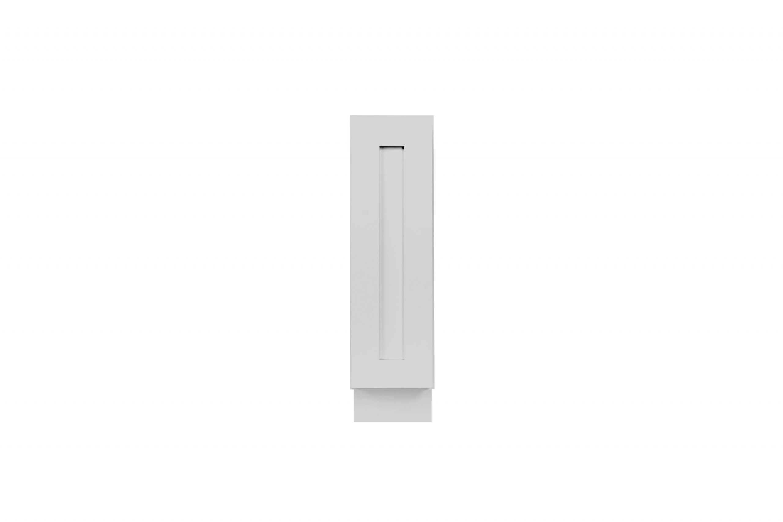 Gray Shaker Cabinetry B09