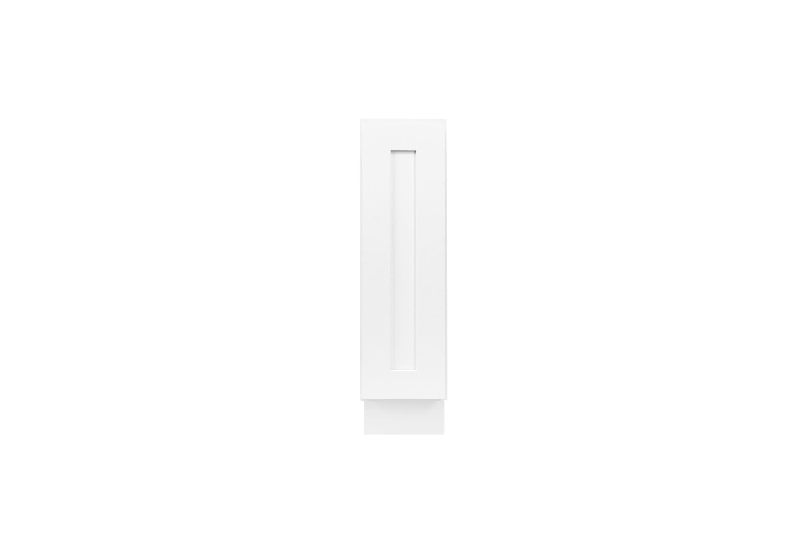 White Shaker Cabinetry B09