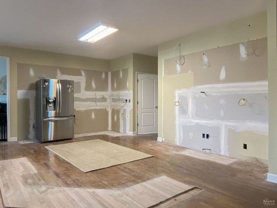 construction shaker cabinets kitchen remodeling