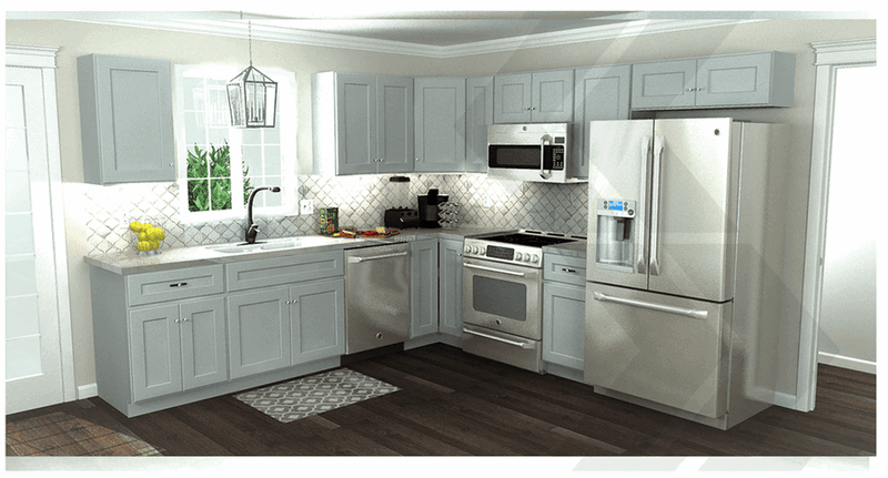 How To Keep Your Kitchen Renovation Under Budget Understanding The 10x10 Nelson Cabinetry