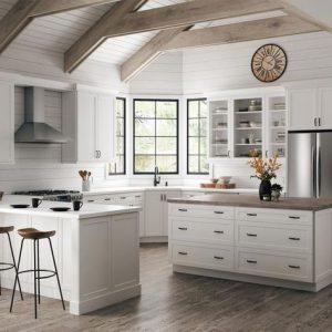 shaker kitchen