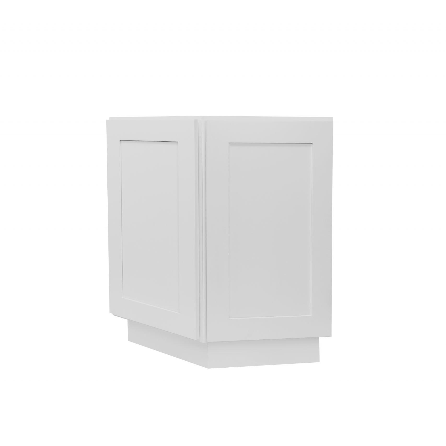 Gray Shaker Cabinetry BEA24