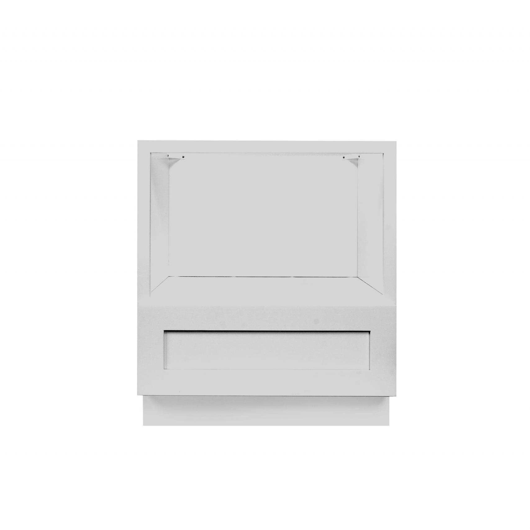 Gray Shaker Cabinetry MBC30, MBC33