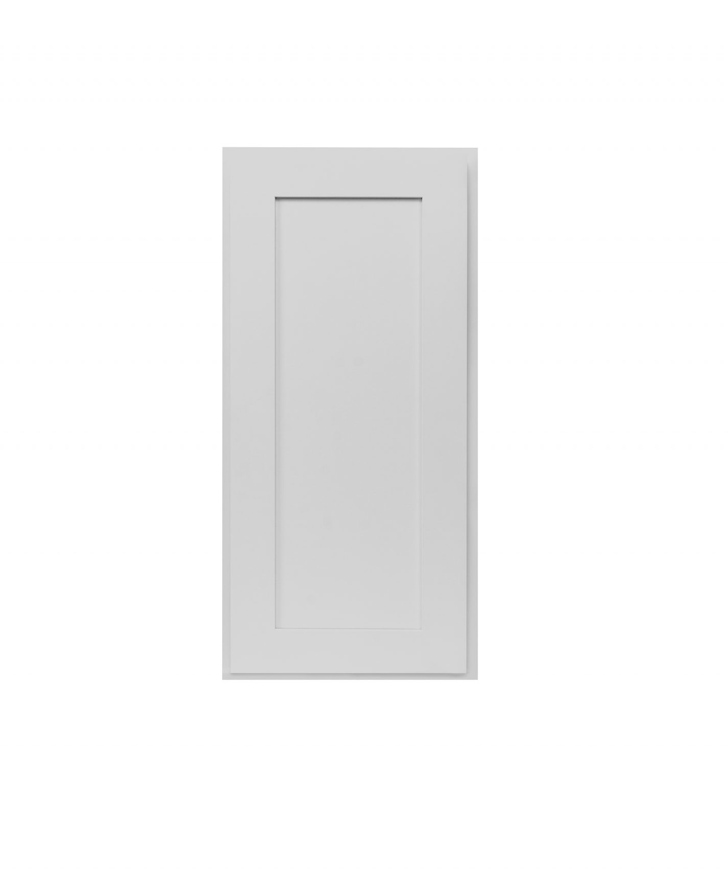 Gray Shaker Cabinetry AW12