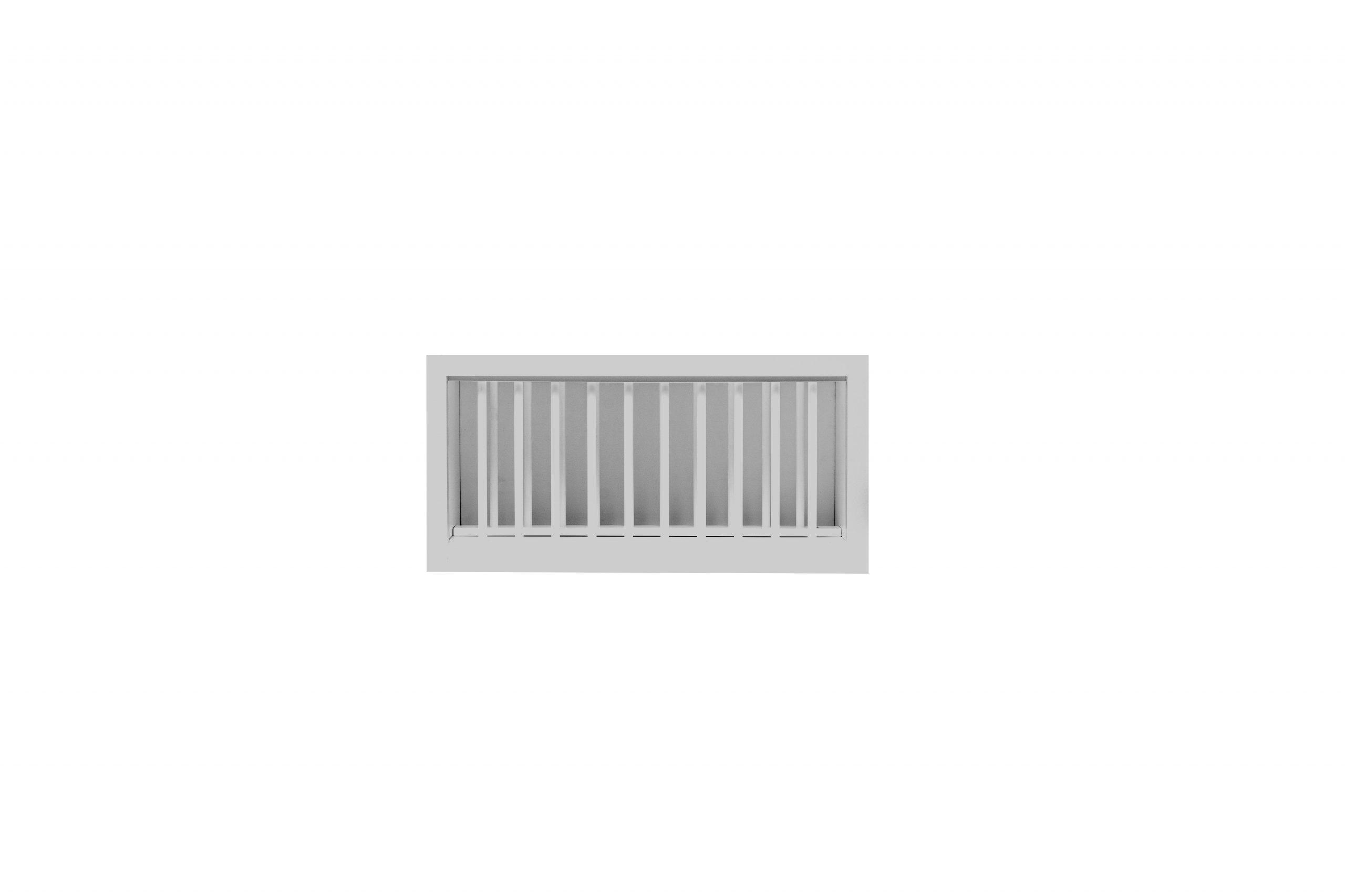 White Shaker Cabinetry PR3015