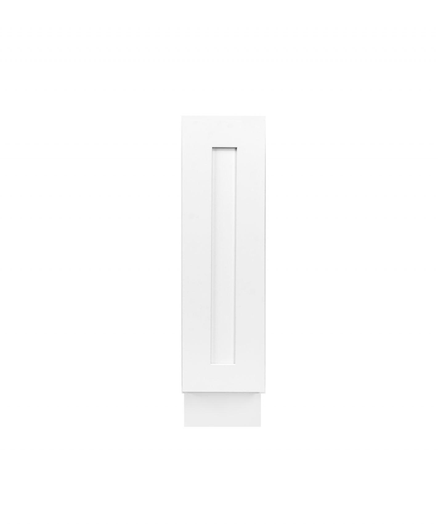 White Shaker Cabinetry SR06, SR09